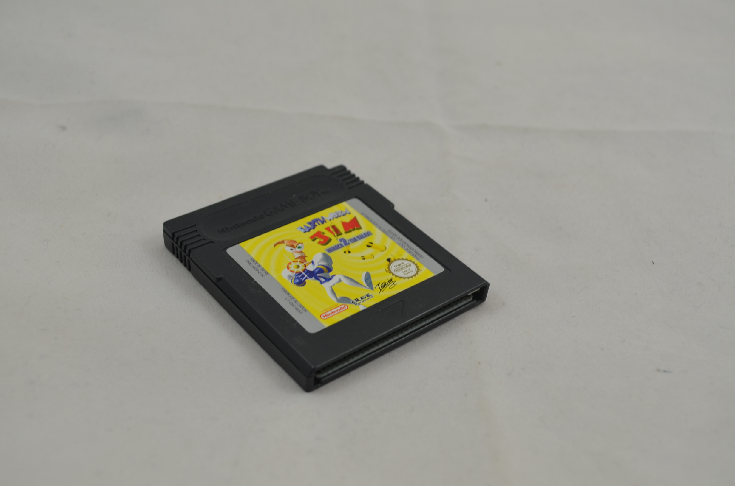 Produktbild von Earth Worm Jim Menace 2 the Galaxy Game Boy Spiel