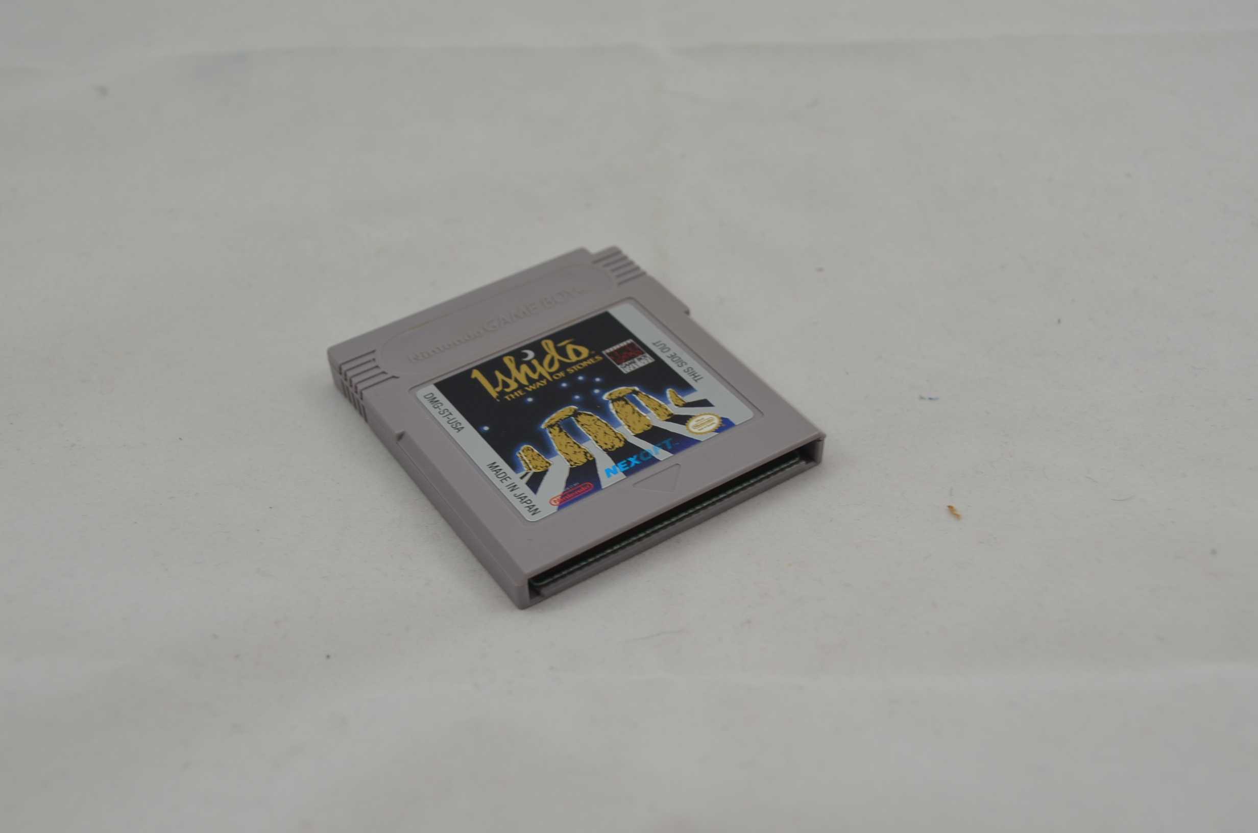 Produktbild von Ishido the way of Stones Game Boy Spiel