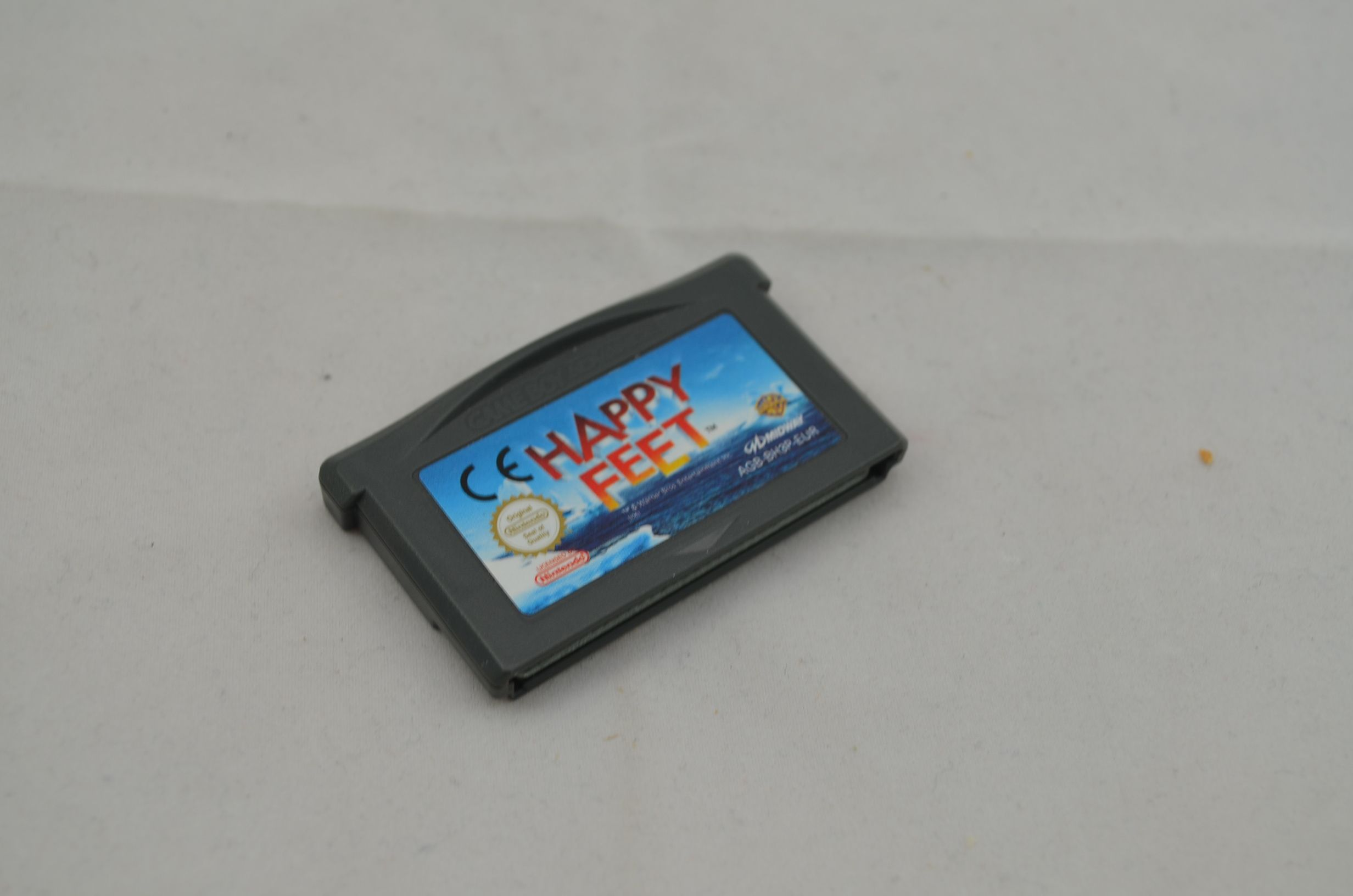 Produktbild von Happy Feet Game Boy Advance Spiel