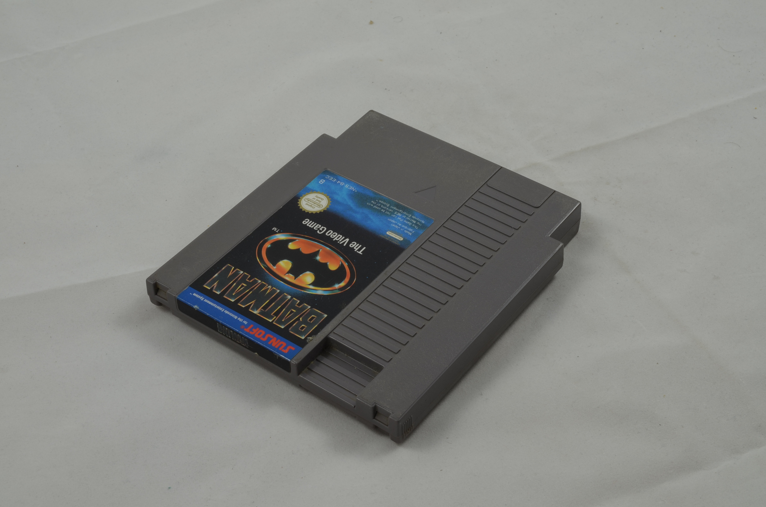 Produktbild von Batman the Video Game NES Spiel