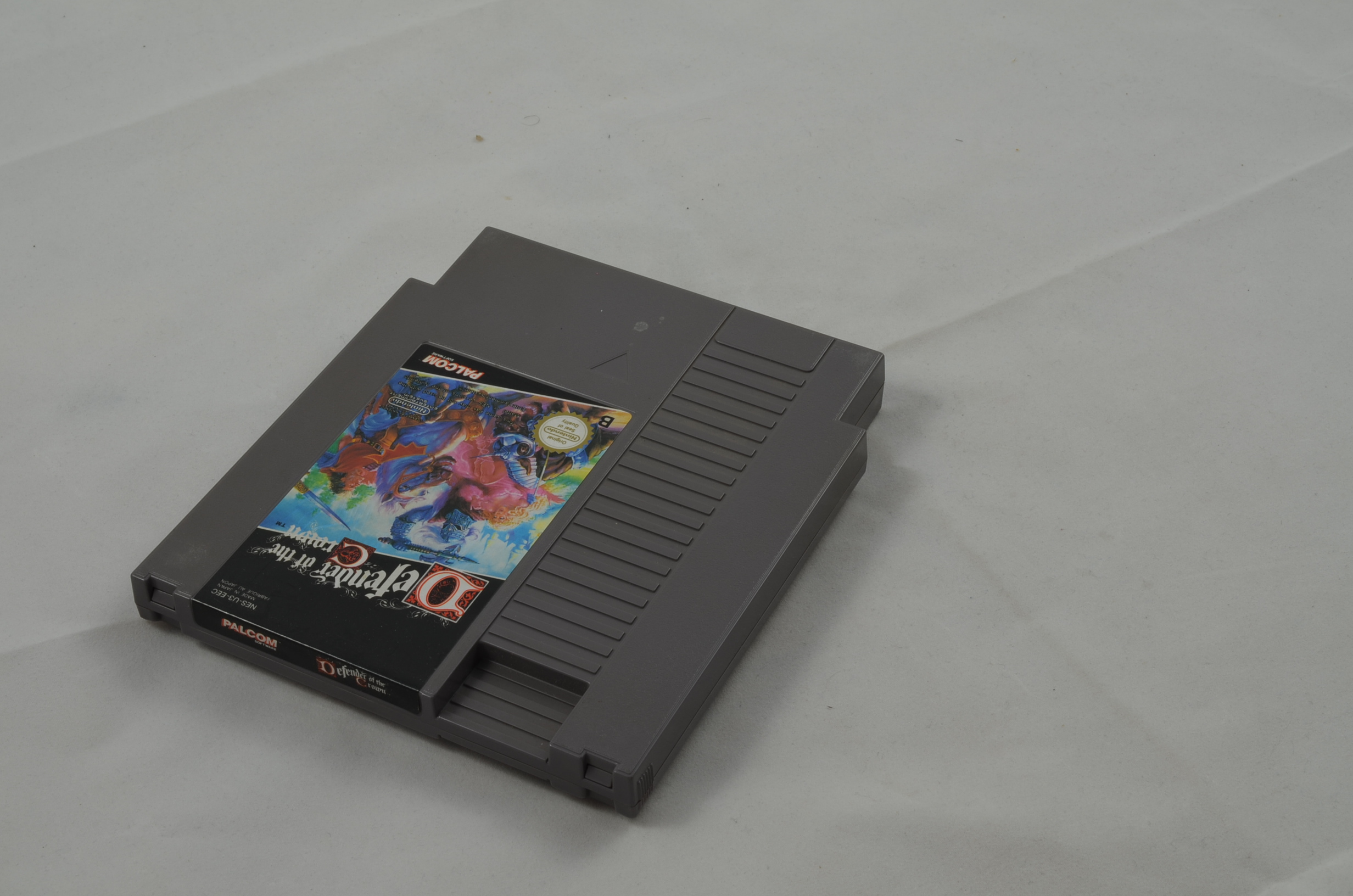 Produktbild von Defender of the Crown NES Spiel