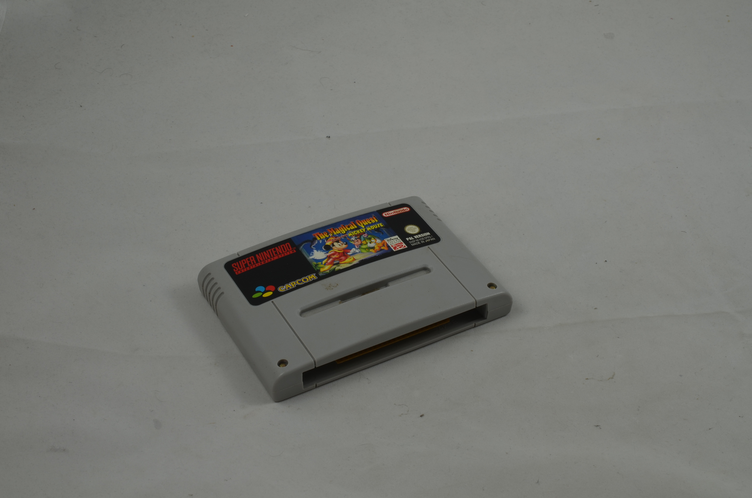 Produktbild von Mickey Mouse the Magical Quest SNES Spiel