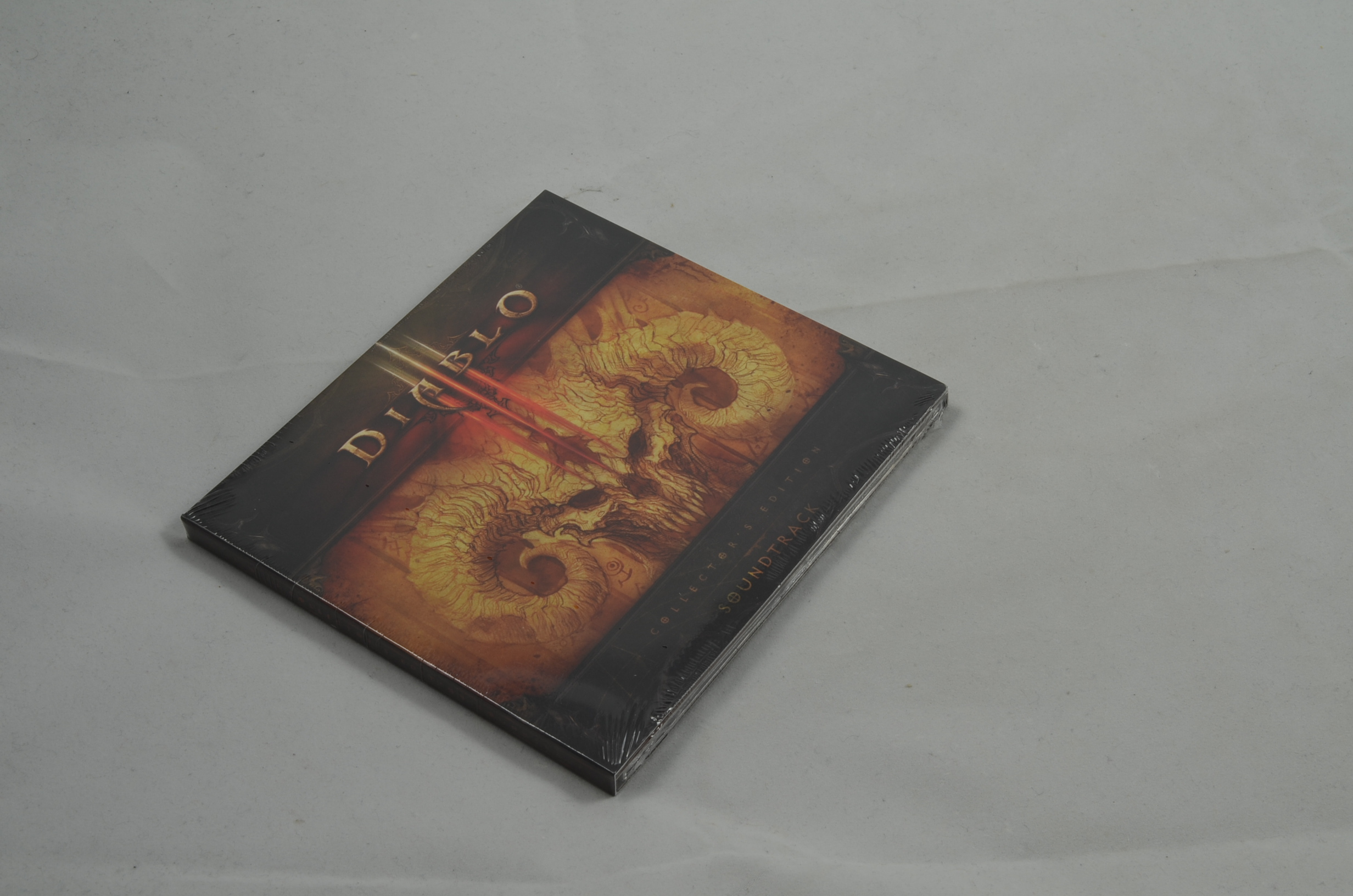 Produktbild von Diablo Collector's Edition Soundtrack (neu)