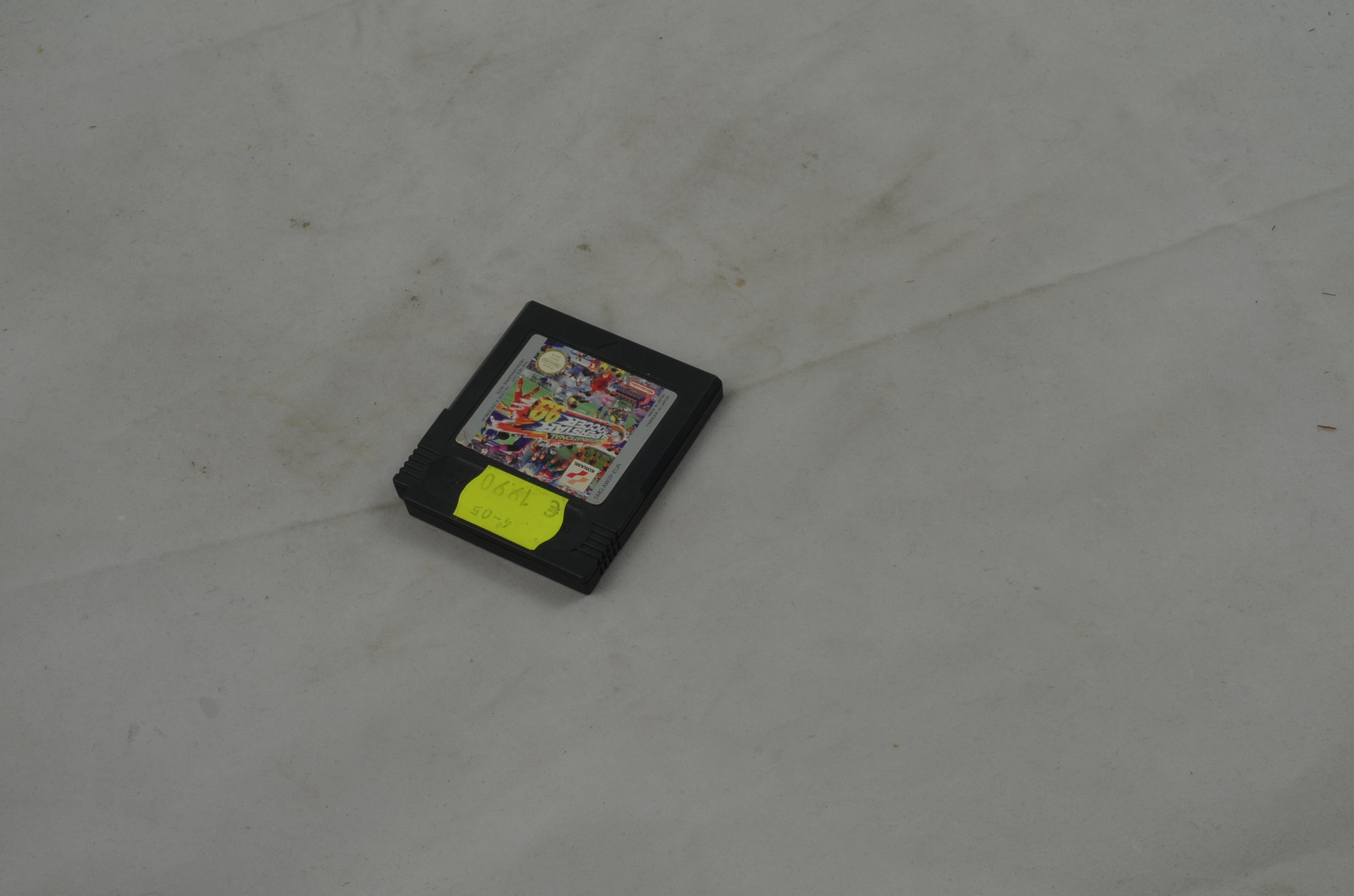 Produktbild von International Superstar Soccer 99 Game Boy Spiel