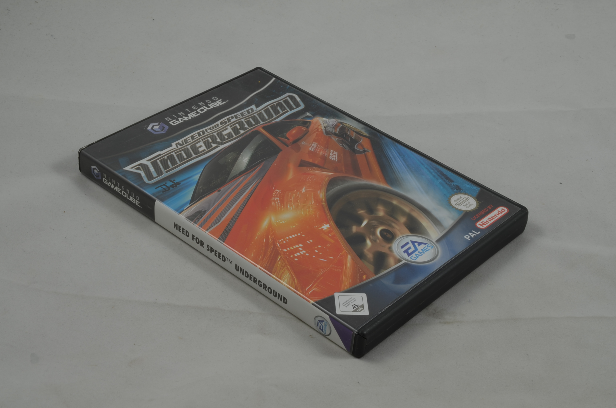 Produktbild von Need for Speed Underground GameCube Spiel CIB (gut)