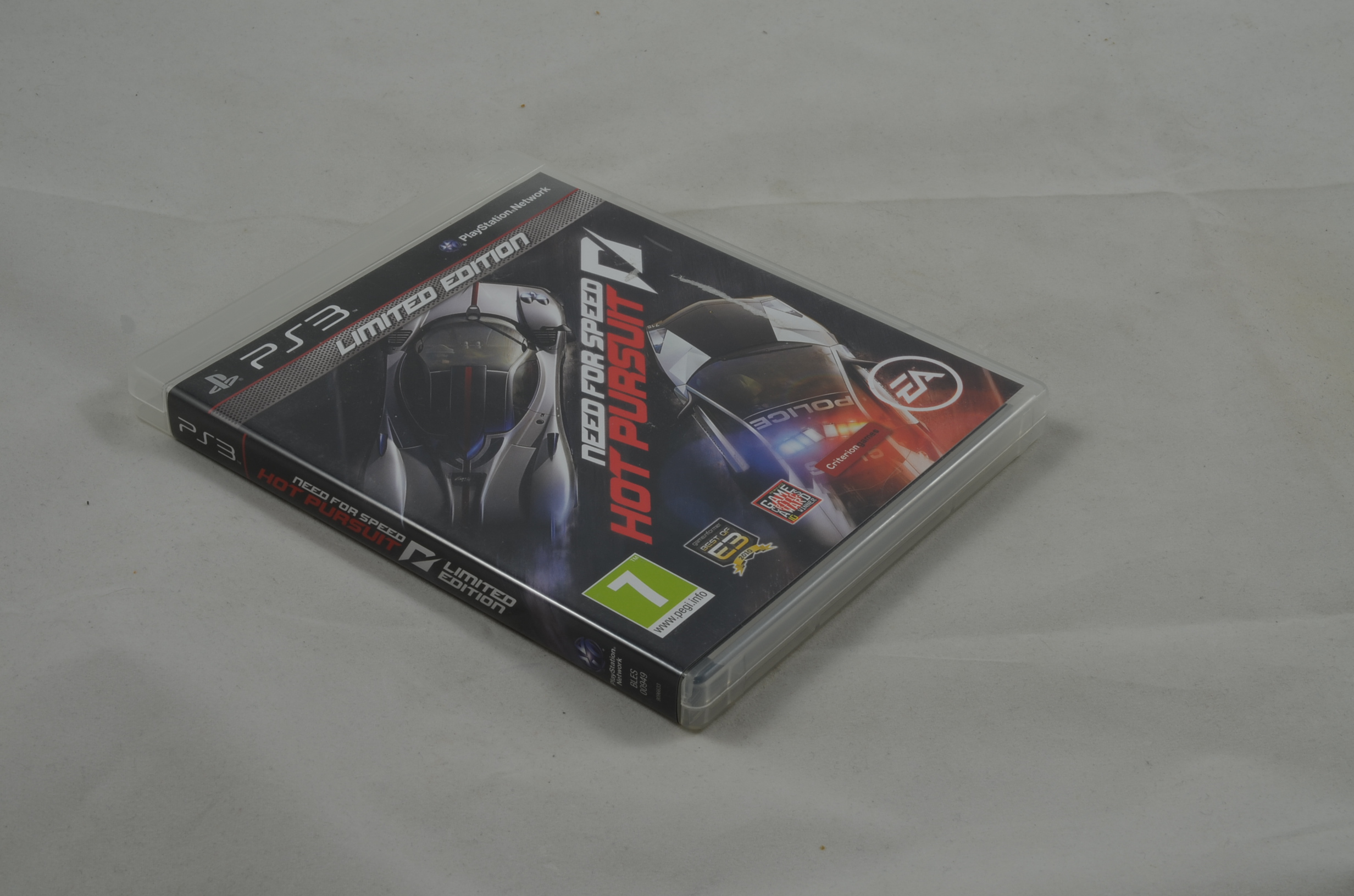 Produktbild von Need for Speed Hot Pursuit PS3 Spiel CIB (sehr gut)